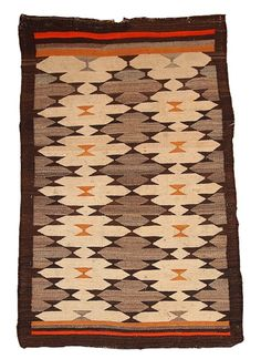 HAND MADE ANTIQUE AMERICAN-INDIAN NAVAJO RUG  Antique hand woven American-Indian navajo rug with a grey field and beige tribal ornaments. Symmetric design and very traditional colors will bring a spirit of that time in you home.   https://www.oneroyalart.com/store/p79/Hand_made_antique_American-Indian_Navajo_rug_3.1%27_x_4.10%27_%28_94cm_x_152cm%29_1880___1B311.html