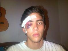 José Ribas, estudiante de la UCV, reconoció a sus agresores