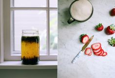 Happy Monday and Happy Iced Tea Day! Ever since Heidi described this fruity and floral cold tea drink, I hoped for the day when I could share her recipe. Well, move over Maggie; here's Heidi to share her go-to process for a very special version Read more...