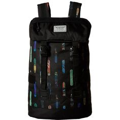 36824d6fad4c Burton Tinder Pack (History of Snowboarding) Backpack Bags ( 75) ❤ liked on