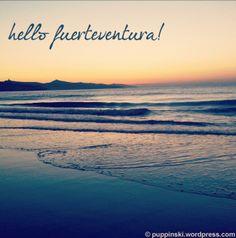 New Blogpost: Hello Fuerteventura!    http://puppinski.wordpress.com/2013/07/23/fuerteventura-pajara/