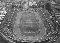 Balboa Stadium in 1966. Picture: San Diego Historical Society