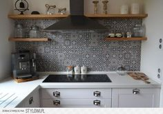 Interior, Kitchen Cabinets, Small Kitchen, Kitchen, New Kitchen, Kitchen Dining Room, Kitchen Reno, Kitchen Dining, Sweet Home