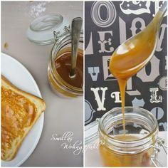 so delicious: homemade Caramel-Creme Lecker! selbstgemachte Karamell-Creme ganz einfach!