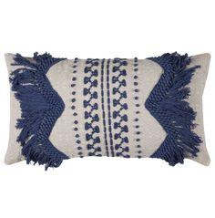 Harmon Cotton Lumbar Pillow