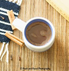 Spiced Bolivian Hot Chocolate - To die for!