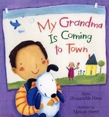"""""""My Grandma Is Coming to Town"""", Melissa Sweet, Walker Book Ltd Christian Robinson, Melissa Sweet, Book Images, Story Time, Winnie The Pooh, Illustrators, Disney Characters, Fictional Characters, This Book"""