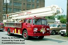 Image result for Ford c fire truck