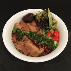 #kakunidon #豚ノ角煮 #porkbelly #dinner #newburystreet #backbay #Boston #gohan #晩ゴハン by mikapannnn