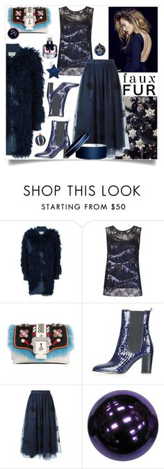 """""""My faux fur"""" by hani-bgd ❤ liked on Polyvore featuring 3.1 Phillip Lim, Vitorino Campos, Paula Cademartori, Yves Saint Laurent, Topshop, P.A.R.O.S.H. and fauxfurcoats"""