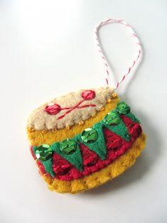 Mini Advent Ornaments Set Three