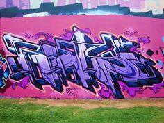 Graffiti Piece, Graffiti Wall Art, Graffiti Drawing, Graffiti Lettering, Street Art Graffiti, Wildstyle, Urban Street Art, Samurai Art, Nature Crafts