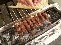 Sate babi - special - wintersate - Kokkie Slomo - Indische recepten