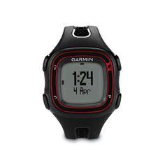 Garmin Forerunner 10 GPS Watch  BlackRed Certified Refurbished * Visit the image link more details.