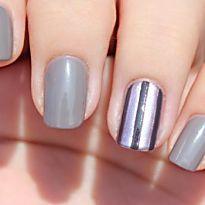 Nail Art  Love my glitter nails! - Inspiration - We Love Nail Art