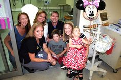 """Once a preemie, Baby Emily defied the odds and is now a """"miracle baby"""". On her third birthday, she visits the emergency department where it all began. Read her story: http://www.palomarhealth.org/media-center/news-story?news=422"""