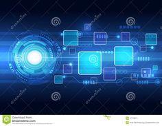 abstract-technology-background-design-vector-illustration-47776511.jpg (1300×1009)