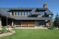 RHEINZINK Highlights Beautiful Colorado Log Home