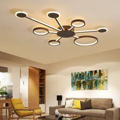 Zen Vortex - Modern LED Ceiling Chandelier Price: 9435.00 & FREE Shipping #homedecor Crystal Chandelier Lighting, Wooden Chandelier, Ceiling Chandelier, Crystal Decor, Pendant Chandelier, Led Ceiling, Chandeliers, Zen, Ceiling Design