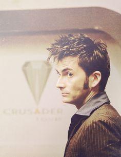 Ten and his fabulous hair