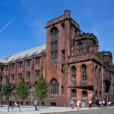 """""""The John Rylands Library in Manchester is literally a cathedral for books."""" —joem45ac45347"""