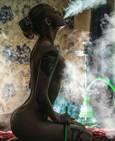 Ganja - Weed - Haze - THC - CBD - Sex - Sexy - XXX - Nude - Boobs - Girl - pussy