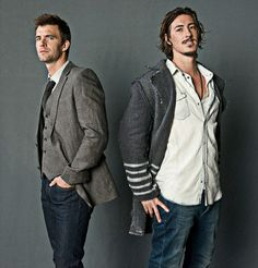 The Boys from Haven, Nathan and Duke