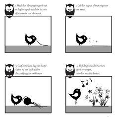 Werkwijze bloeikaarten