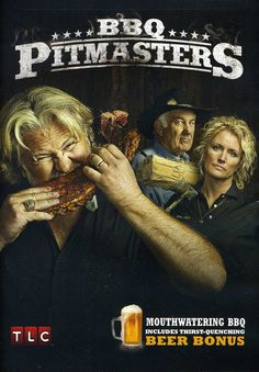 BBQ Pitmasters. Nothing says barbecue like these guys!