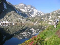 Lac de Haute Ariège