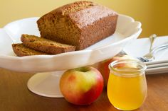Apple Cider Spice Bread from @Tracy | Sugarcrafter