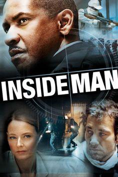Inside Man - Spike Lee | Drama |293882888: Inside Man - Spike Lee | Drama |293882888 #Drama