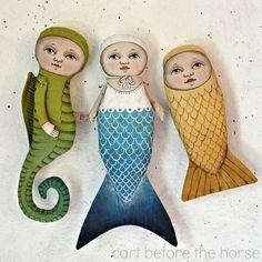 Sea creatures :)