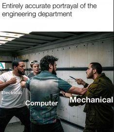 Wtf Funny, Funny Relatable Memes, Funny Facts, Funny Jokes, Hilarious, Physics Jokes, Science Memes, Programming Humor, Nerd Memes