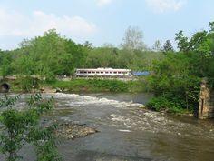 Peninsula, OH | Cuyahoga Valley Railroad, Peninsula, Ohio