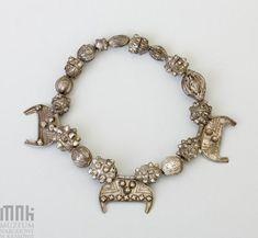 West Slavs - necklace, 10th-11th century   Katalog MNK
