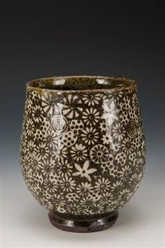 AKAR: : Art / Kline, Michael / Yunomi Chawan, Tea Bowls, Ceramic Bowls, Decorative Bowls, Pottery, Vase, Ceramics, Mugs, Artist