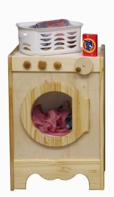 washer for kids