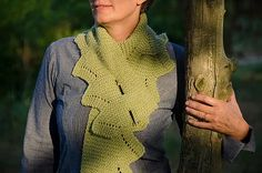 We have a large selection of Zen Garden Yarns, maket his beautiful CowlFree pattern here:http://www.ravelry.com/patterns/library/january-cowl-4
