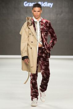 Nottingham Trent University Spring/Summer 2017 Ready-To-Wear Collection | British Vogue