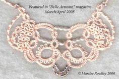 free tatting pattern....maybe without the beads?http://yarnplayertats.blogspot.com/search/label/original-patterns
