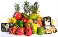 Exotisch fruit is overheerlijk!! Tip: in de Delhaize heb je de meeste keuze!