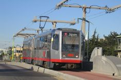 Hackers are holding San Francisco's light-rail system for ransom    San Francisco Municipal Railway riders got an unexpected surprise this weekend after the system's computerized fare systems were apparently hacked. According to the San Francisco Examiner, the MUNI    http://www.theverge.com/2016/11/27/13758412/hackers-san-francisco-light-rail-system-ransomware-cybersecurity-muni