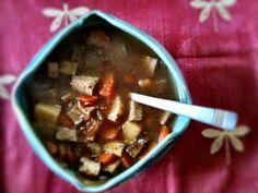 Christine Hennessey: Savory Tofu Stew