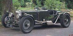 STRANGE OLDE AUTOS - 1914 ASTON MARTIN