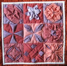 Origami Squares                                                                                                                                                                                 More