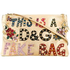 5d1993da4d Shop online Dolce & Gabbana Cleo clutch today with fast global shipping and  free returns.