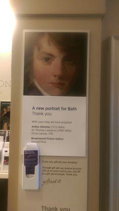 Holburne Museum, Bath, 2016