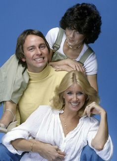 Three's Company - show was never the same after Suzanne left.