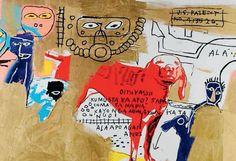 Risultati immagini per basquiat opere